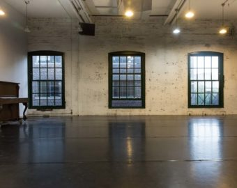 Dancemakers Rehearsal And Performance Space